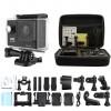 iEazy WIFI 4K Ultra HD Sports Camera 2.0' Screen Waterproof 170°Degree Ultra-wide Angle Lens