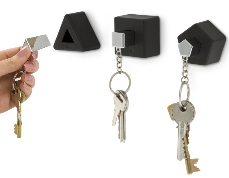 j-me Shapes Key Holders