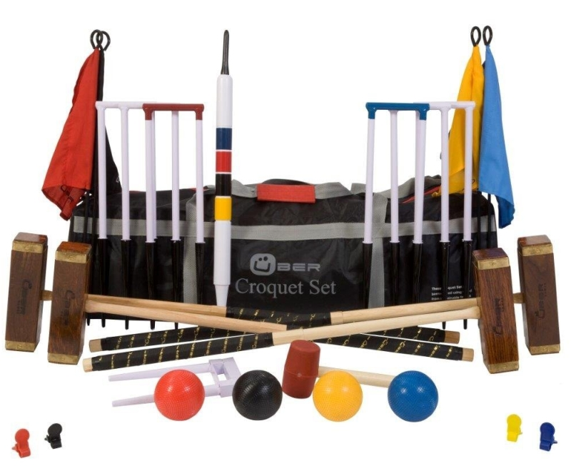 Championship Croquet Set