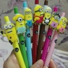 Cute Cartoon Novelty Ballpoint Pens Despicable Me Minions Ball Pen