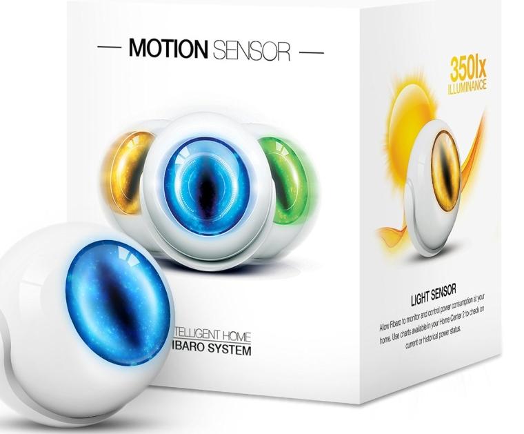 Fibaro Z-Wave Motion Sensor