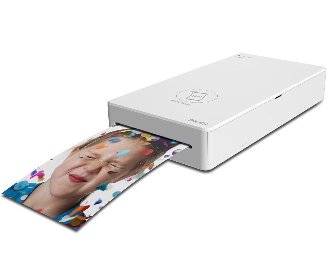 Fujifilm smartphone printer pickit portable
