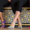 Full Toe Bella Grip Socks for Pilates, Yoga and Barre