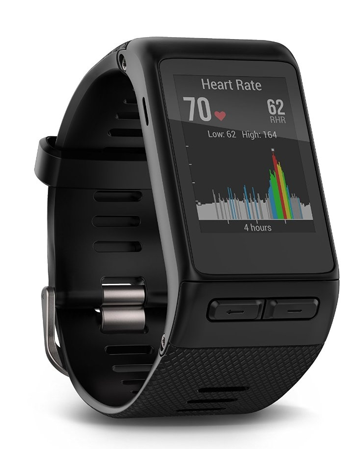 Garmin vivoactive HR GPS Smart Watch, X-large fit