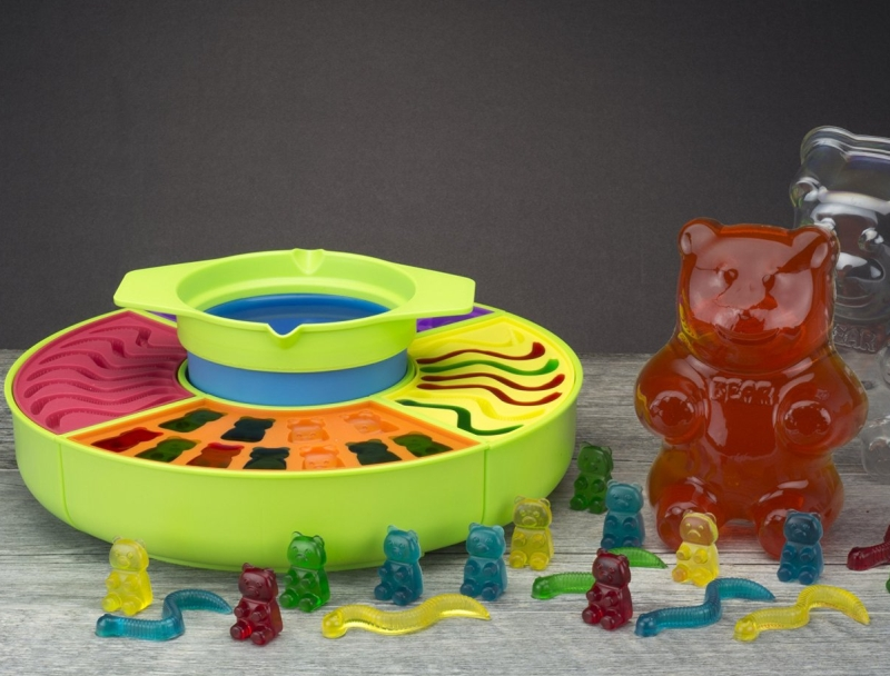 Gummy Candy Maker,