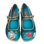 Hot Chocolate Design Chocolaticas Cupid Women's Mary Jane Flat