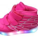LED light up sneaker