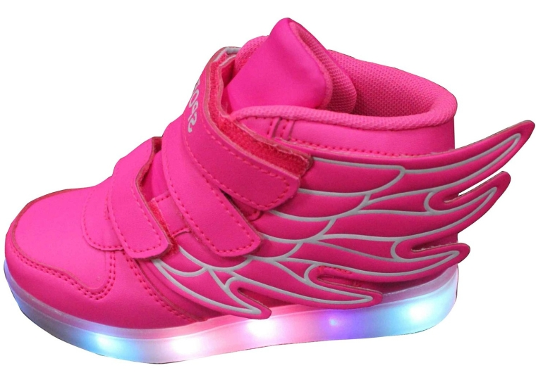 LED light up sneaker