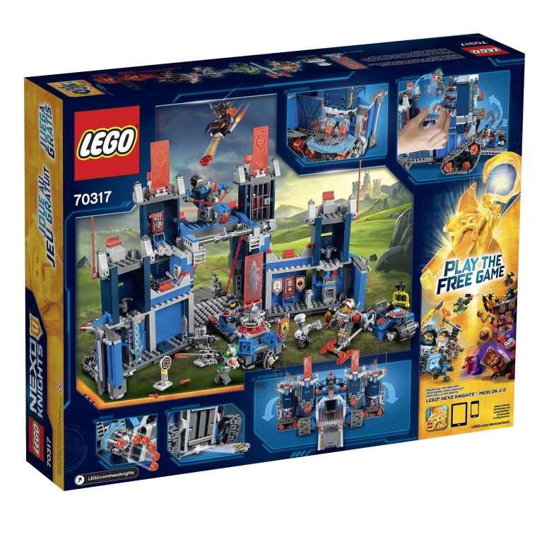 LEGO NexoKnights The Fortrex