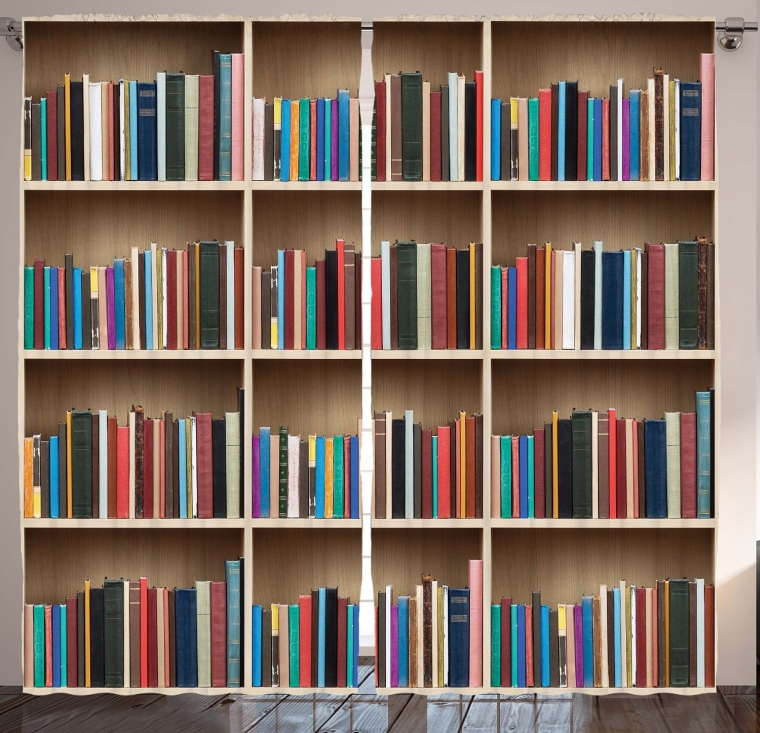 Library Bookworm Decoration Decorative Bookshelf View Smart Designs