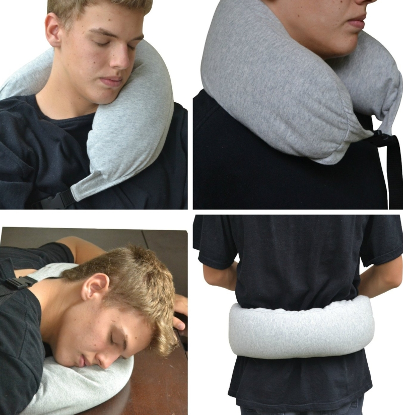 Microbead Travel Pillows