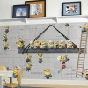 Minions at Work XL Chair Rail Prepasted Ultra Strippable Mural
