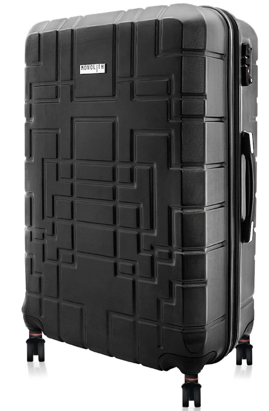 Monolith Armor XA 28 Inch SuitcaseLuggage with TSA Lock
