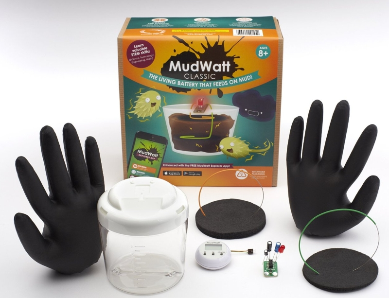 MudWatt Classic STEM Kit
