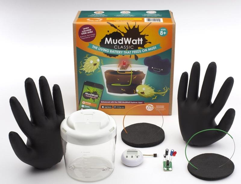 MudWatt Classic STEM Kit
