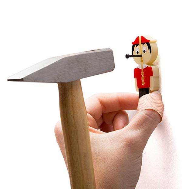 Nail it - Finger saver