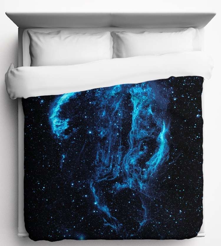 Outer Space Duvet Cover
