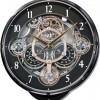 Rhythm Magic Motion Musical Clock
