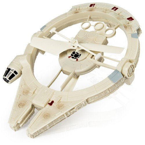 Spin Master - Air Hogs Star Wars Remote-Controlled Millennium alcon