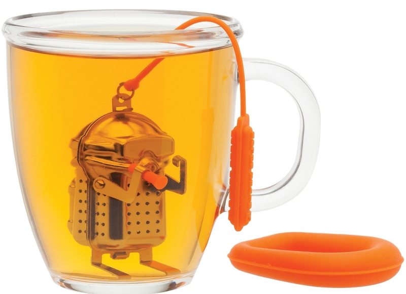 Tea Infuser with Drip Tray