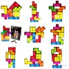 Tetris Popular Game Light Updated Version Puzzle