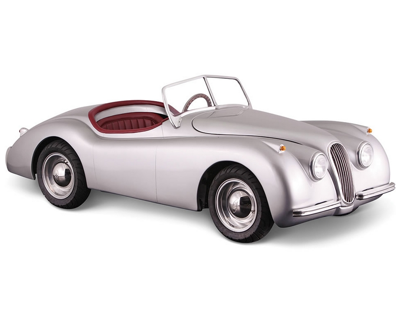 The Adult's Jaguar XK120 Mini Roadster