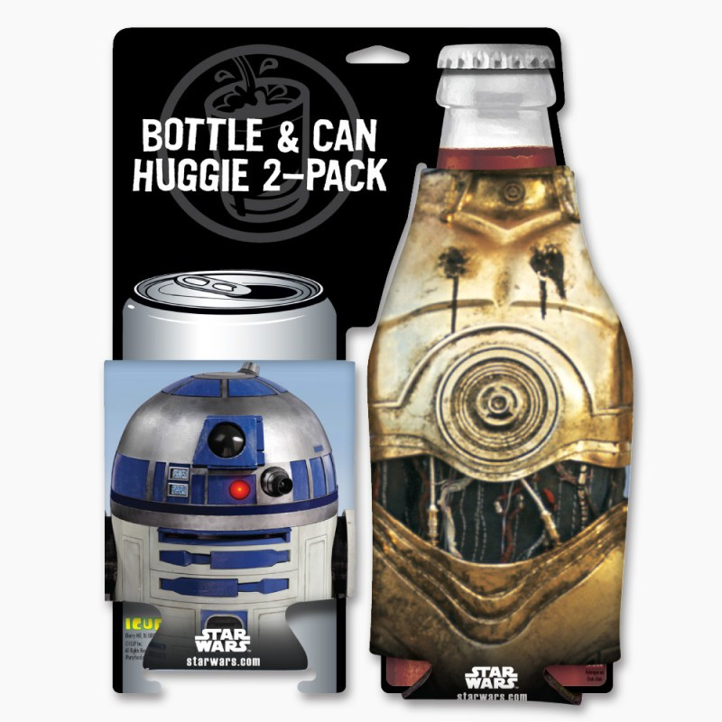 The Droids You're Looking For Drink Huggies