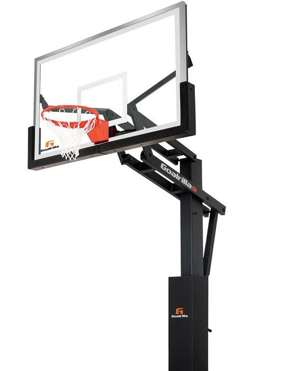 The Slam Dunk Basketball Hoop