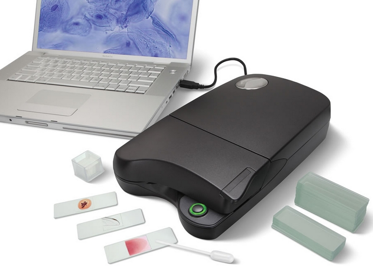 The Ultra High Definition Scientific Slide Scanner