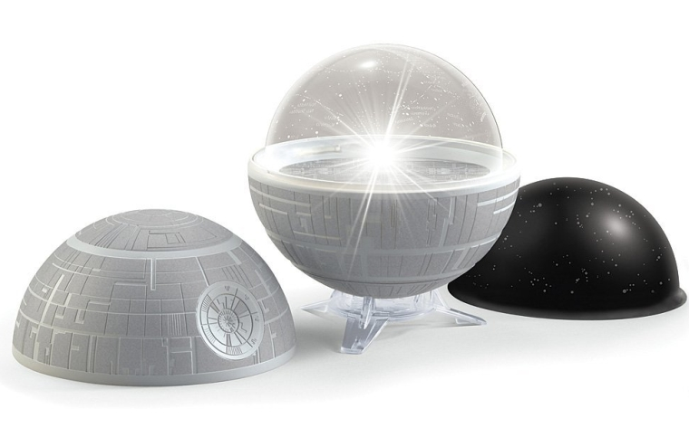 Uncle Milton 15077 SW Death Star Planetarium