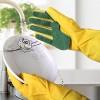 Upmagic Reusable Kitchen Cleaning Gloves Sponge Fingers