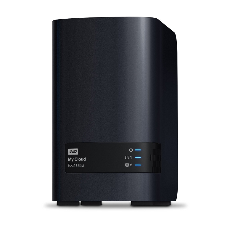 16TB My Cloud EX2 Ultra Network Attached Storage