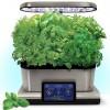 AeroGarden Harvest Touch 6 LED Stainless Steel