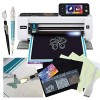 Brother Scanncut2 Scanner Cutting Machine Rhinestone Kit Bundle & Bonus Tools