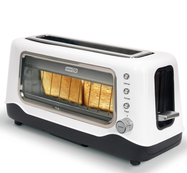 Clear View Toaster