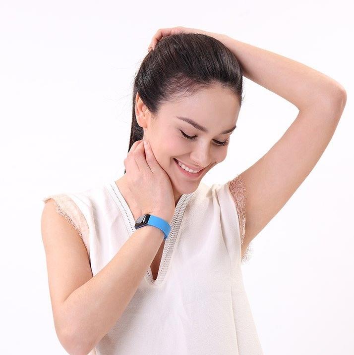 HeHa Waterproof Fitness Wristband Activity Tracker Fitness Monitor Sleep Tracker Bands