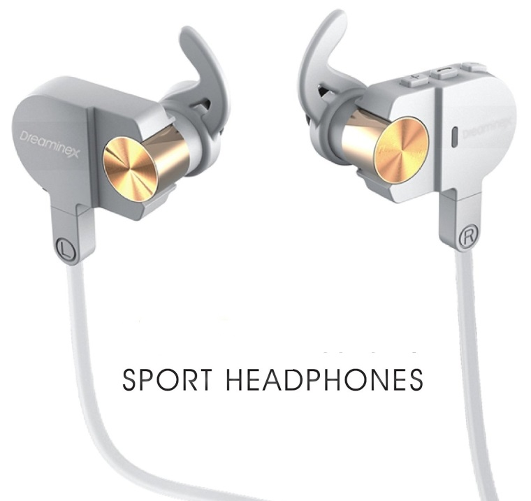 Light & Comfortable Sport Bluetooth Headphones i