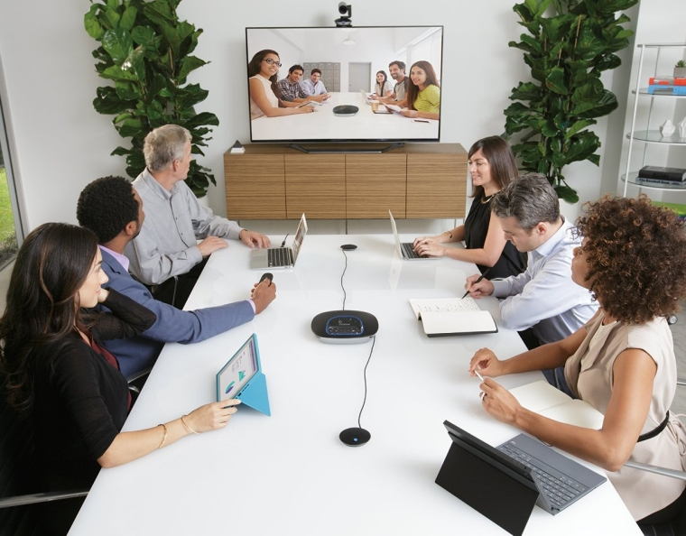 Logitech Group Video Conferencing Bundle with Expansion Mics