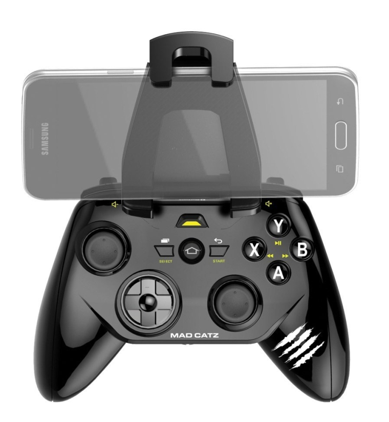 Mad Catz Micro C.T.R.L.R Mobile Gamepad