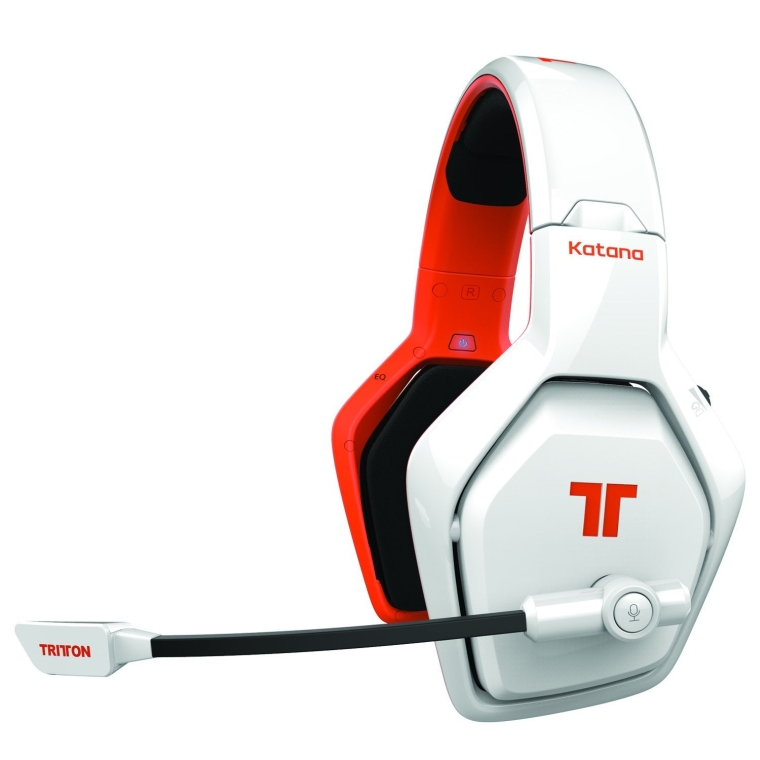 Mad Catz TRITTON Katana HD 7.1 Wireless Headset
