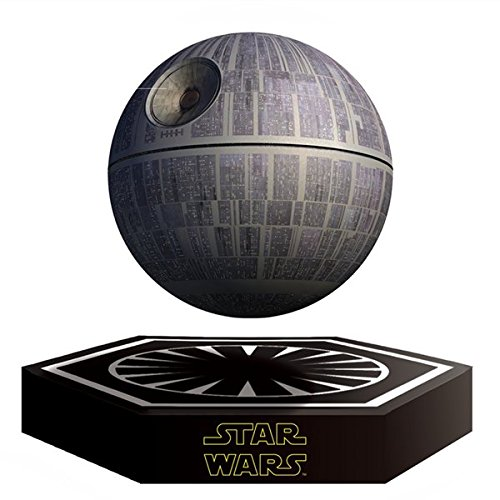 Star Wars Death Star Levitating Speaker Bluetooth Wireless