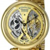 Stuhrling Original Men's 797.02 Legacy Analog Display Automatic Self Wind Gold Watch