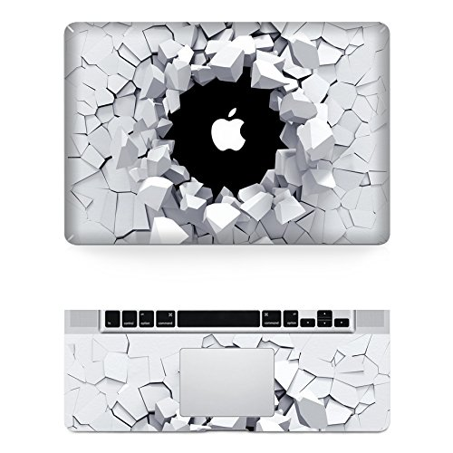 Vinyl Art Skin Decal Sticker Cover for Apple MacBook Pro 15.4 inch Retina
