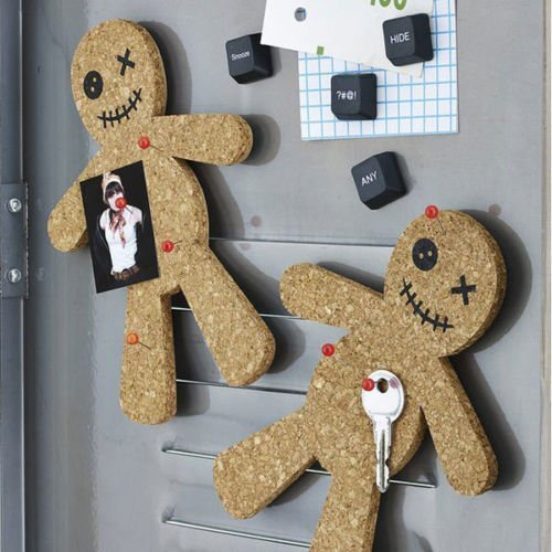 Voodoo Cork Board Set