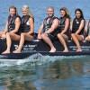 6 Passenger Inline Elite Class Heavy Commercial Banana Boat