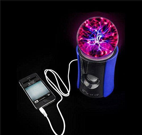 7.5 WIRELESS MAGIC PLASMA SPEAKER
