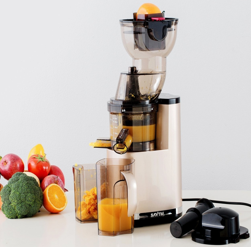 Anti-Oxidative Fruit and Vegetable Slow Juicer