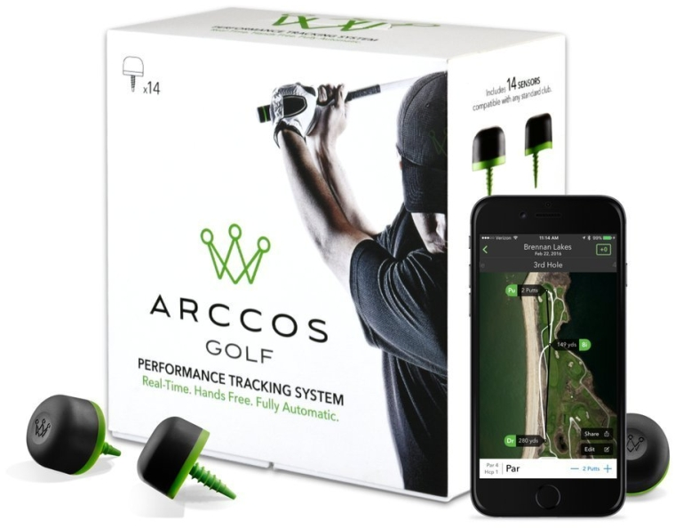 Arccos Golf Performance Tracking System