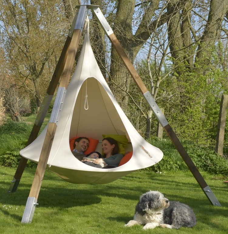 Cacoon Double hanging Chair