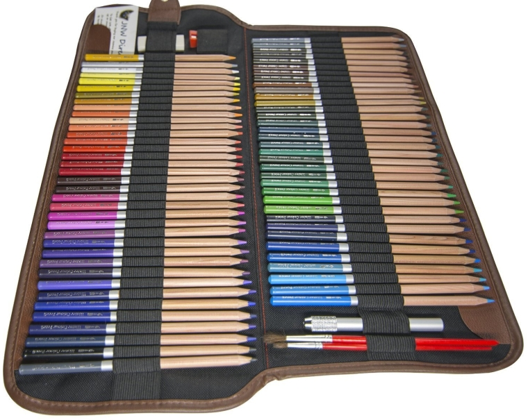 Direct Madison 72 Piece 3.5mm Core Watercolor Pencil Set